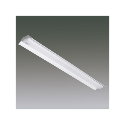 レビュー投稿で次回使える2000円クーポン全員にプレゼント アイリスオーヤマ 一体型LEDベースライト 《ラインルクス》 40形 トラフ型 笠付型 W150 6900lmタイプ 調光対応 Hf32形高出力型器具×2灯相当 白色 LX160F-64W-RTR40-D 【生活家電\照明器具・部材\照明器具\ベースラ
