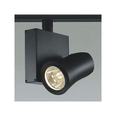 レビュー投稿で次回使える2000円クーポン全員にプレゼント コイズミ照明 LEDスポットライト LED一体型 ライティングレール取付タイプ 電球色(3000K) ON-OFFタイプ HID35W相当 照度角20° ブラック XS43995L 【生活家電\照明器具・部材\照明器具\LEDスポットライト\コイズミ照