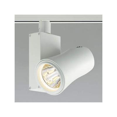レビュー投稿で次回使える2000円クーポン全員にプレゼント コイズミ照明 LEDスポットライト LED一体型 ライティングレール取付タイプ 電球色(2700K) 調光タイプ JR12V50W相当 照度角30° ホワイト XS41477L 【生活家電\照明器具・部材\照明器具\LEDスポットライト\コイズミ照