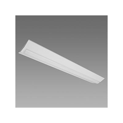 レビュー投稿で次回使える2000円クーポン全員にプレゼント NEC LED一体型ベースライト 《Nuシリーズ》 40形 直付形 逆富士形 230mm幅 2500lm 固定出力方式 FHF32定格出力×1灯相当 昼白色 MVB4103/25N4-N8 【生活家電\照明器具・部材\照明器具\ベースライト】
