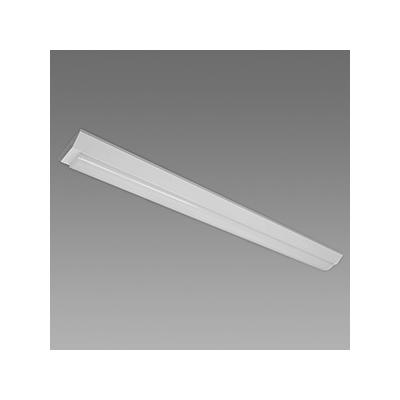 レビュー投稿で次回使える2000円クーポン全員にプレゼント NEC LED一体型ベースライト 《Nuシリーズ》 40形 直付形 逆富士形 150mm幅 4000lm 固定出力方式 FLR40×2灯相当 昼白色 MVB4104/40N4-N8 【生活家電\照明器具・部材\照明器具\ベースライト】
