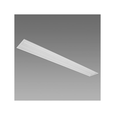 レビュー投稿で次回使える2000円クーポン全員にプレゼント NEC LED一体型ベースライト 《Nuシリーズ》 40形 埋込形 下面開放形 150mm幅 4000lm 固定出力方式 FLR40×2灯相当 昼光色 MEB4101/40D4-N8 【生活家電\照明器具・部材\照明器具\ベースライト】