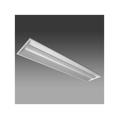 レビュー投稿で次回使える2000円クーポン全員にプレゼント NEC LED一体型ベースライト 《Nuシリーズ》 40形 埋込形 下面開放形 220mm幅 5200lm 固定出力方式 FHF32定格出力×2灯相当 昼白色 MEB4103/52N4-N8 【生活家電\照明器具・部材\照明器具\ベースライト】