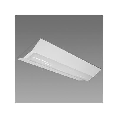 レビュー投稿で次回使える2000円クーポン全員にプレゼント NEC LED一体型ベースライト 《Nuシリーズ》 20形 直付形 逆富士形 230mm幅 3200lm 固定出力方式 FHF16高出力×2灯相当 昼白色 MVB2101/32N4-N8 【生活家電\照明器具・部材\照明器具\ベースライト】