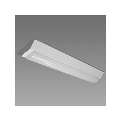 レビュー投稿で次回使える2000円クーポン全員にプレゼント NEC LED一体型ベースライト 《Nuシリーズ》 20形 直付形 逆富士形 150mm幅 800lm 固定出力方式 FL20×1灯相当 昼白色 MVB2102/08N4-N8 【生活家電\照明器具・部材\照明器具\ベースライト】