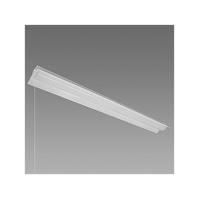 レビュー投稿で次回使える2000円クーポン全員にプレゼント NEC LED一体型ベースライト 《Nuシリーズ》 40形 直付形 両反射笠形 2000lm 固定出力方式 FLR40×1灯相当 昼白色 プルスイッチ付 MAB4101P/20N4-N8 【生活家電\照明器具・部材\照明器具\ベースライト】