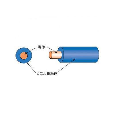 供礼物Teikoku机电使用对下次所有的可以使用的2000日元优惠券用评论投稿的乙烯树脂绝缘电线100m 300m卷黄色KIV100SQ kiiro*300m
