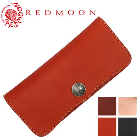 レッドムーン REDMOON レザーロングウォレット S-NHR02AC オリジナル コイン コンチョ 革 財布