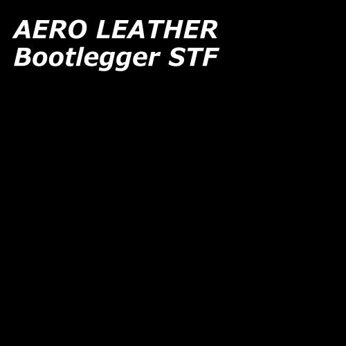 エアロレザー AERO LEATHER ライダースジャケット BOOTLEGGER STF ブーツレガー スーパータイトフィット ホーウィン社 フロントクォーターホースハイド 馬革 レザー