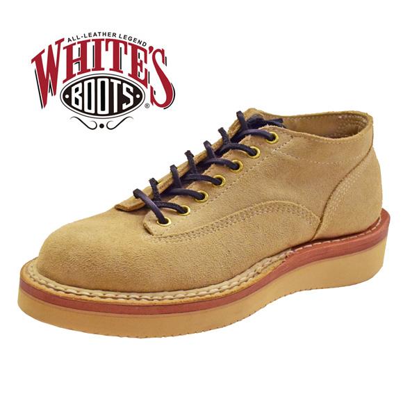 【カスタムオーダー】 WHITE'S BOOTS ホワイツ ブーツ ノースウェスト オックスフォード NORTH WEST OXFORD ワークブーツ レザー