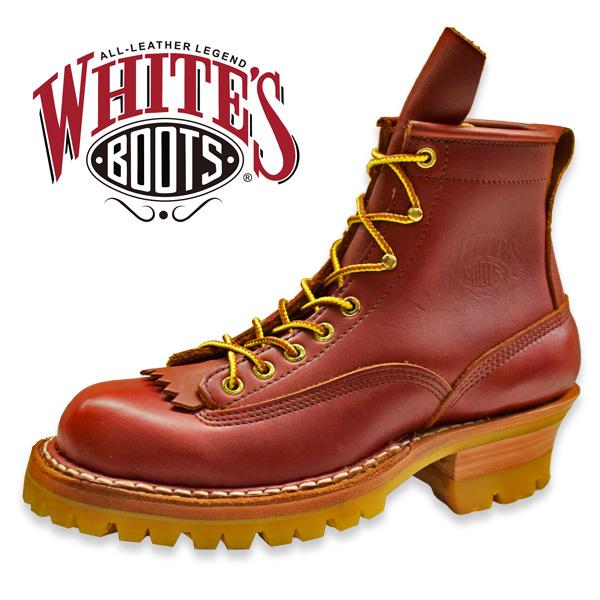【カスタムオーダー】 WHITE'S BOOTS ホワイツ ブーツ スモークジャンパー SMOKE JUMPER ワークブーツ レザー