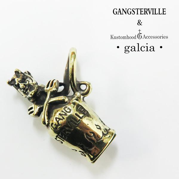 GANGSTERVILLE ギャングスタービル GALCIA ガルシア ペンダントトップ