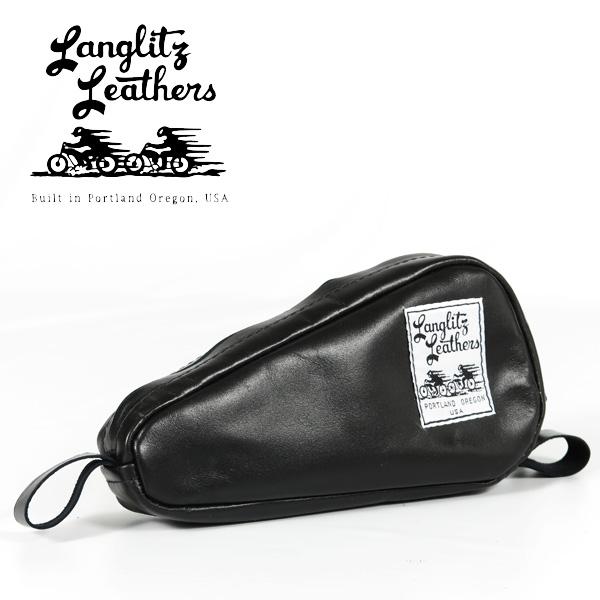 ラングリッツレザーズ Langlitz Leathers ヴィンテージ H-D ツールバッグ Vintage H-D Tool Bag レザー ポーチ 革 バイク Harley Davidson ハーレーダビッドソン