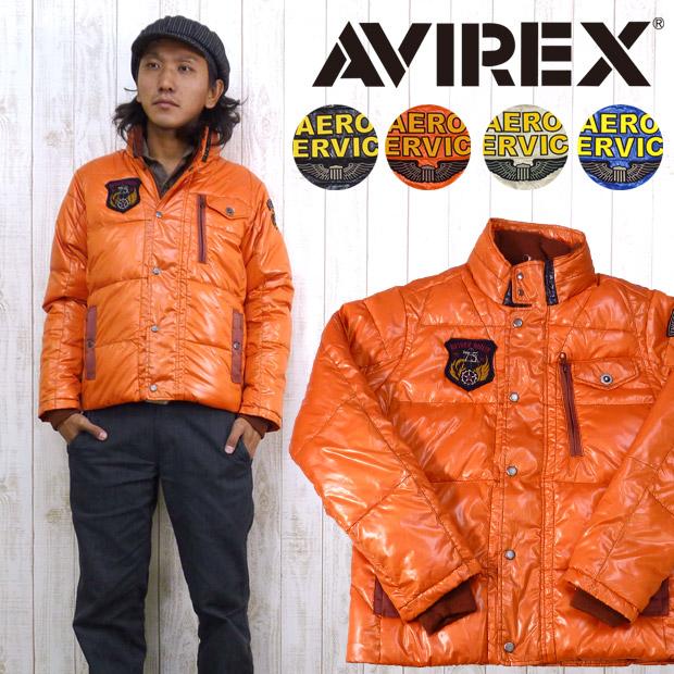 AVIREX アビレックス アヴィレックス 中綿入り パディング ジャケット サード エアフォース PADDING T.A.F. JACKET