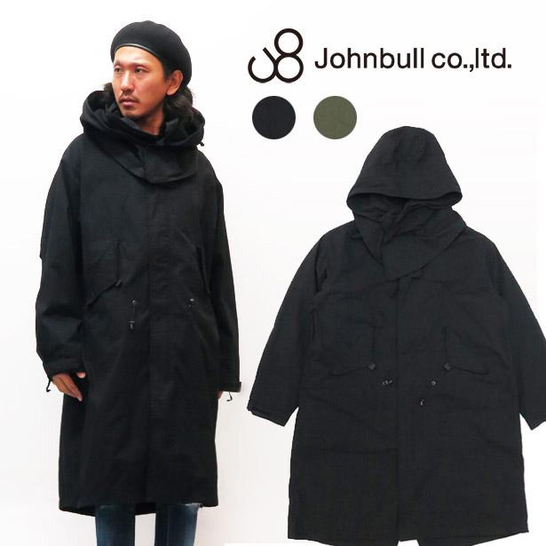 ジョンブル JOHNBULL M-65 オーバー モッズ コート ジャケット JB16647
