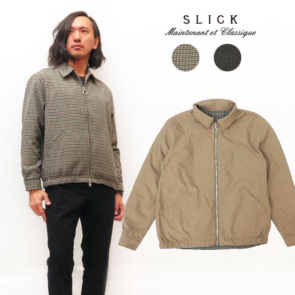スリック SLICK 長袖 リバーシブル ジャケット SLK5165412
