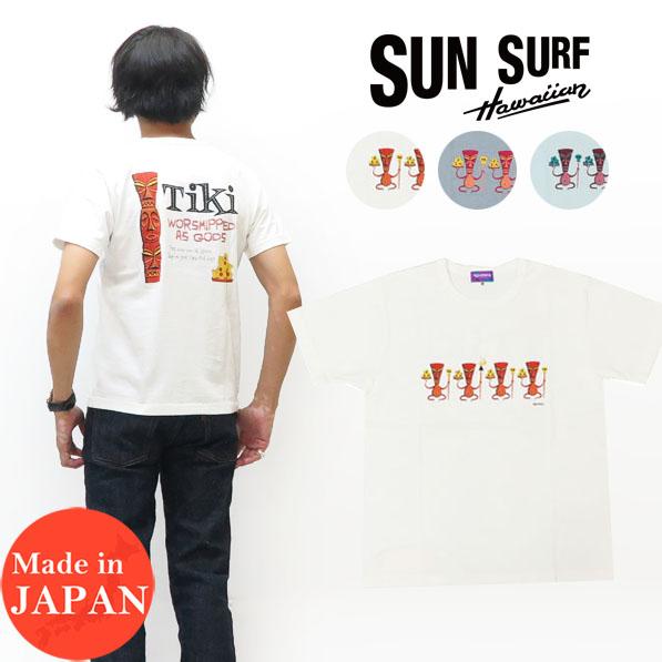 サンサーフ SUN SURF 半袖 Tシャツ プリント SHAG