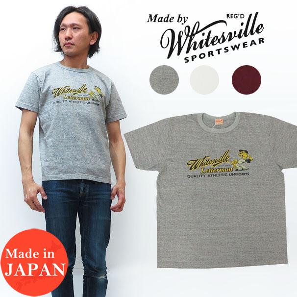 WHITES VILLE ホワイツビル 半袖 プリント Tシャツ WV78219