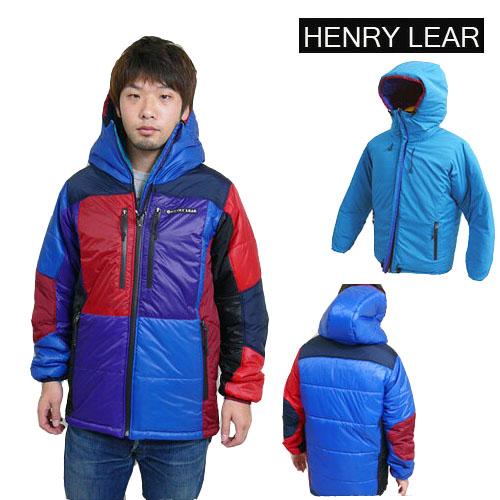 HENRYLEAR ヘンリーレア リバーシブルナイロンシンサレートジャケット シェルジャケット