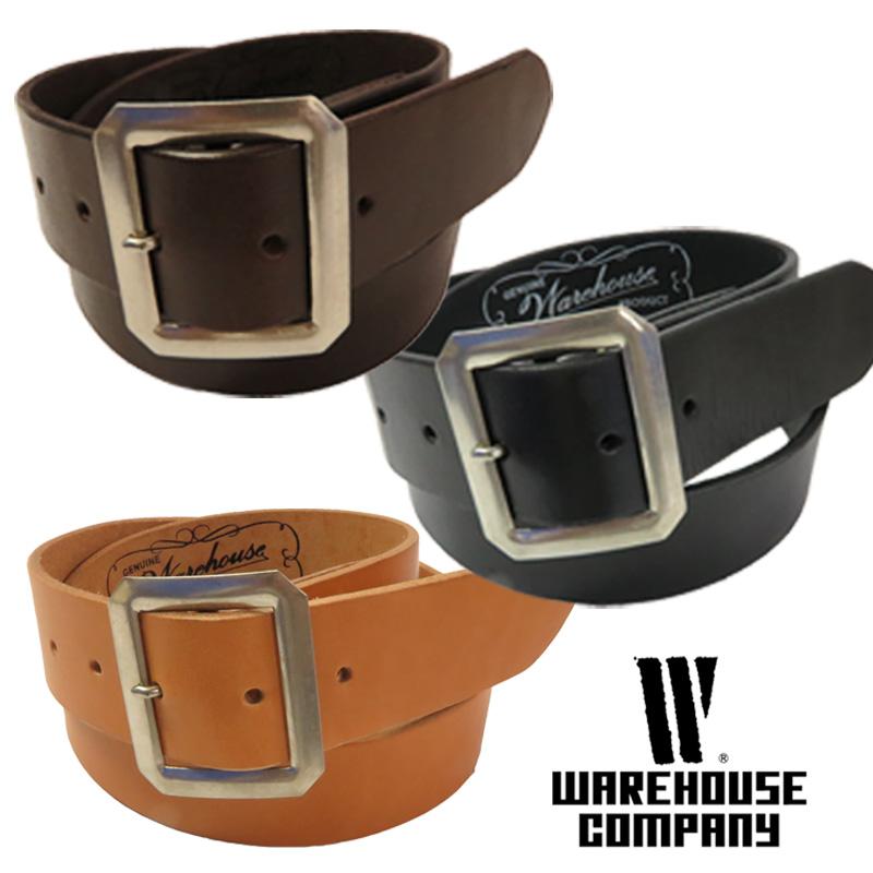WAREHOUSE ウェアハウス レザー ギャリソンベルト サドル ヴィンテージ アメカジ WH6039