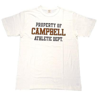 ウェアハウス WAREHOUSE Tシャツ 半袖 CB-02 「CAMPBELL」