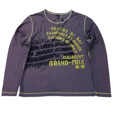 フルカウント FULLCOUNT ソフト長袖Tシャツ「FULLCOUNT GRAND PRIX」