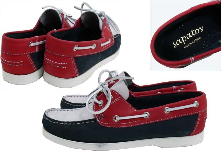 Sapatos zapatos 多 colornubackdeck 鞋葡萄牙党