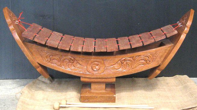 タイの木琴☆ラナート☆Lサイズ