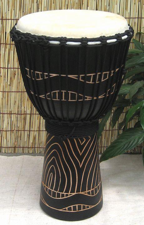 インドネシア・木製ジャンベ☆木彫りMサイズ(MK)☆, 丹沢のぼる商店:839244d9 --- sem-solutions.jp