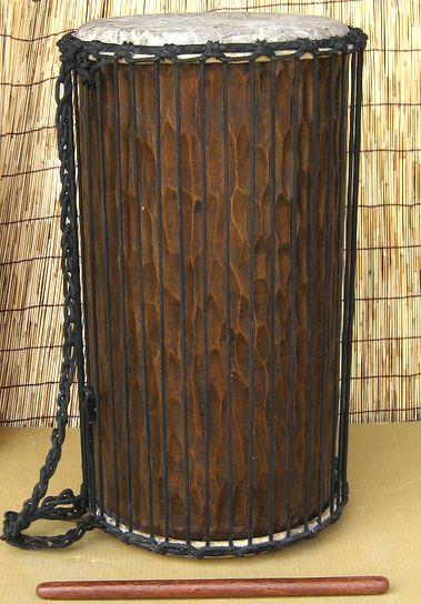 インドネシア製ドゥンドゥン(ジュンジュン)《マホガニー》~サンバン(単体)~