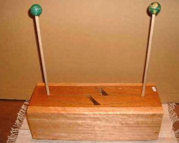 売り込み 直送商品 おしゃべりする木の箱 ?温かい素朴な音色です トーキング ドラム ウッド スリットドラム