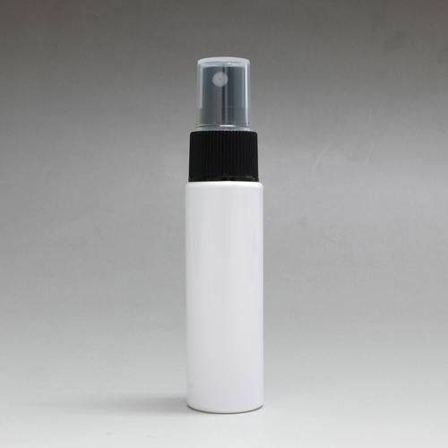 スプレー プラスチック(白色) 黒キャップ 30ml
