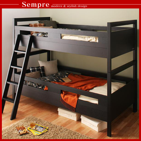 Compact Bunk Beds ease-space | rakuten global market: modern bunk bed sempre