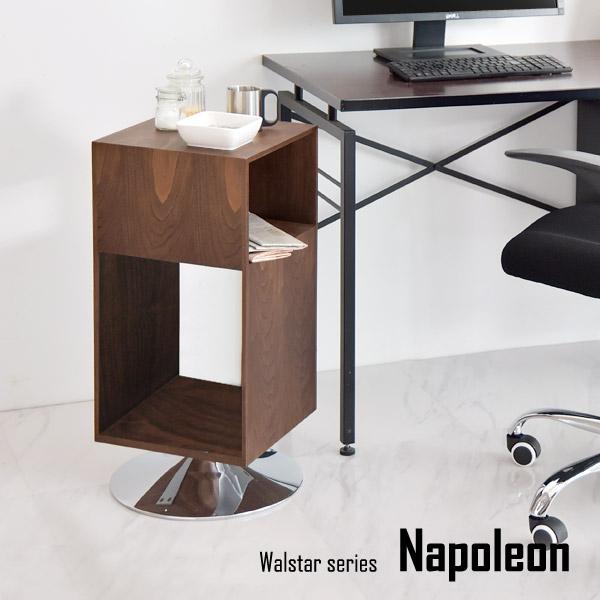 【送料無料】 サイドテーブル ウォールナット 完成品 木製 北欧 アンティーク ソファ カフェ テーブル ソファテーブル リビングテーブル 正方形 コーヒーテーブル ベッドサイドテーブル ソファサイドテーブル