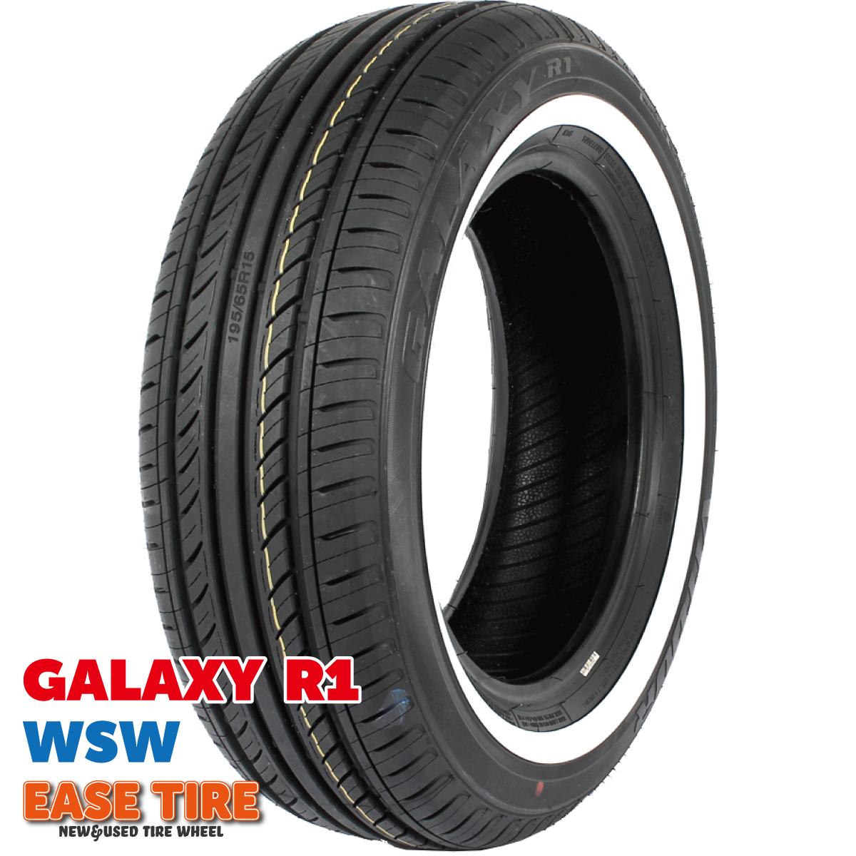 公式 1本価格 4本以上で送料無料 195 70R14 91H VITOUR GALAXY R1 信用 WSW ヴィツァーギャラクシー ホワイトリボン