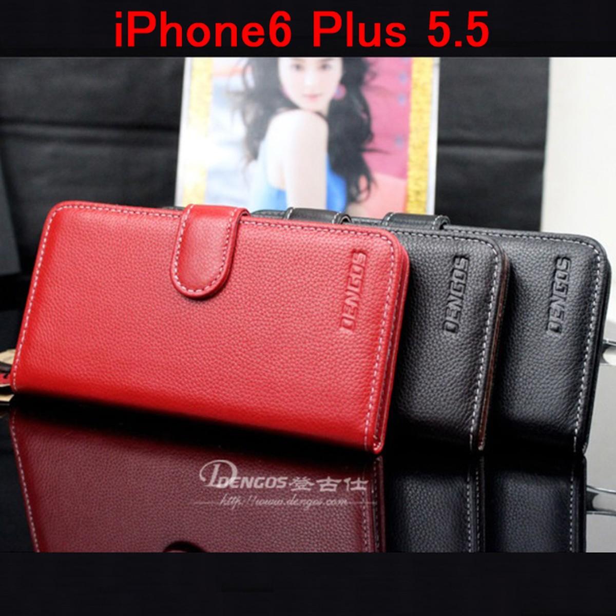 ゆうパケット メール便 送料200円 iPhone6 贈呈 Plus iPhone6s 受注生産品 5.5インチ 高級本革 赤色 牛革 スマートフォンケース 本革ケースA カバー 濃い茶 黒色