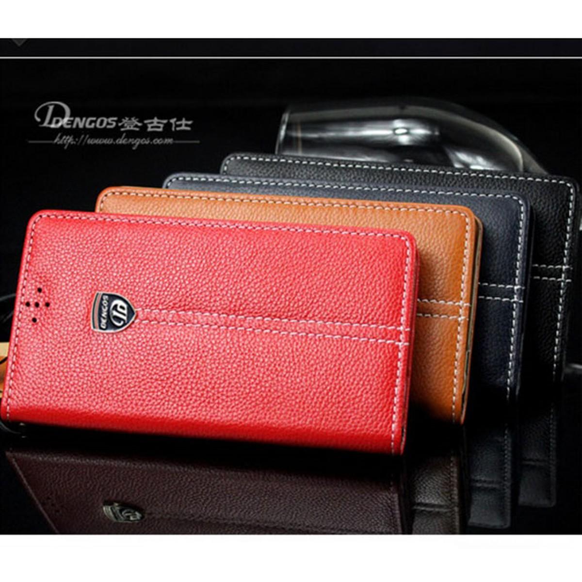 ゆうパケット メール便 送料200円 Xperia Z4 SO-03G SOV31 贈り物 高級本革 スマートフォンケース カバー 黒色 紺色 赤色 本革ケースD 数量限定 茶色