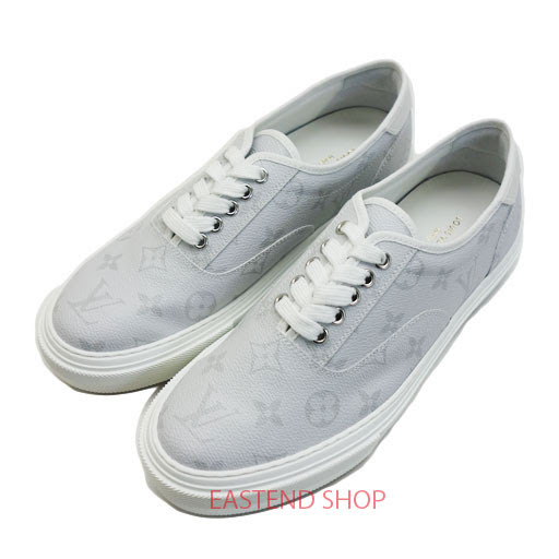 db38eac4031b LE CHIEN  LOUIS VUITTON TROCADERO SNEAKER 1A2FT7 SIZES 7.5