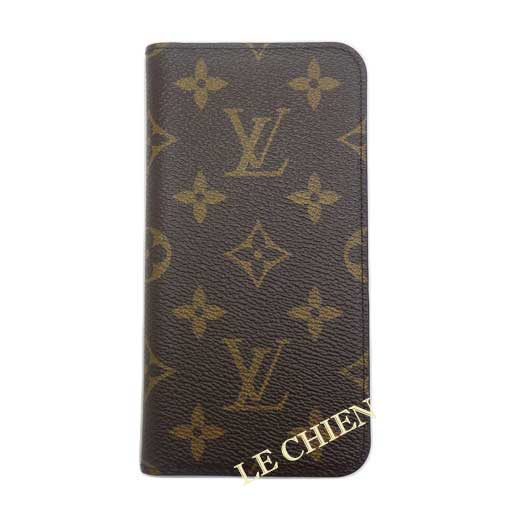 check out edba8 3d4ab LOUIS VUITTON IPHONE X FOLIO M63443 Monogram