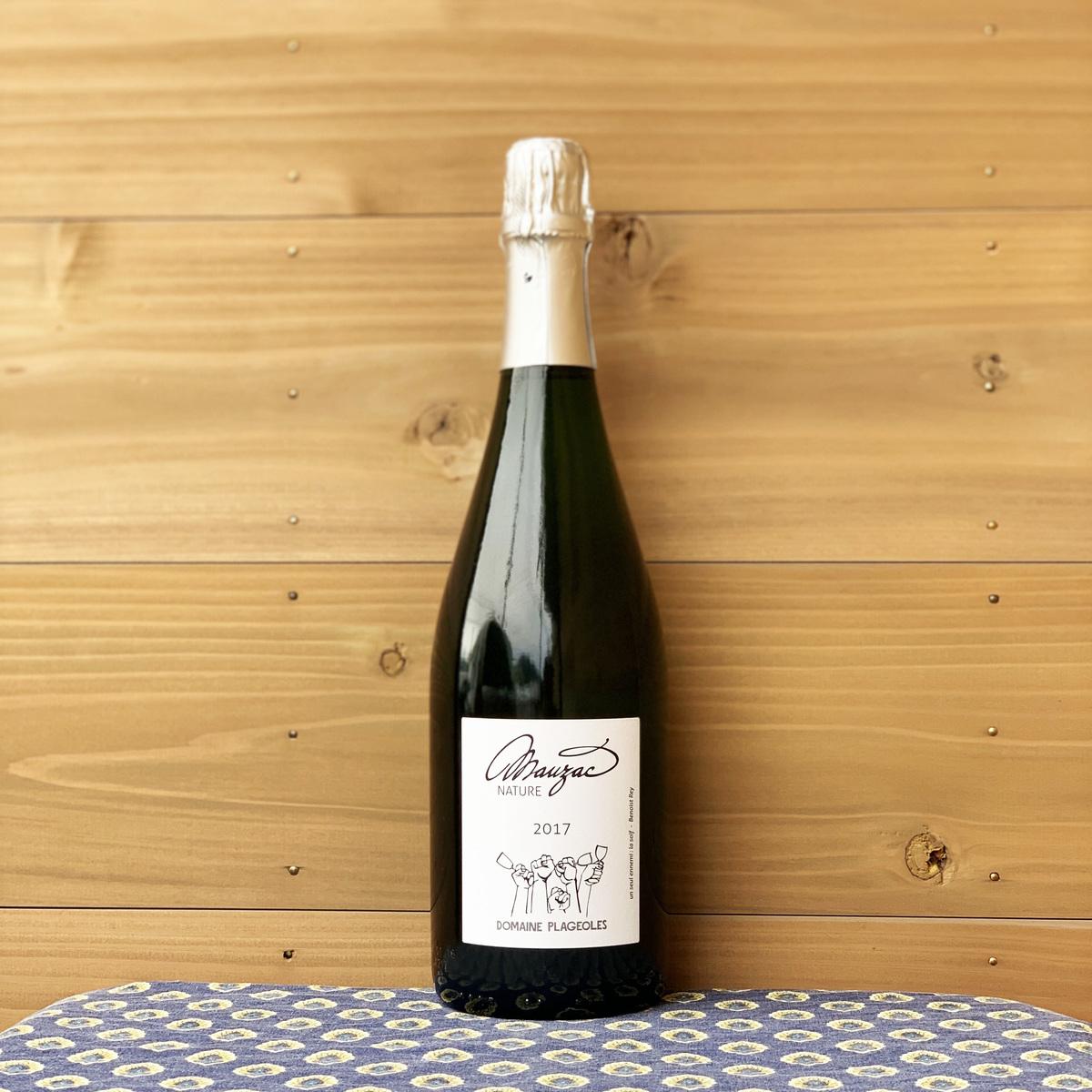テロワールの個性を活かした品種 造りに定評のある生産者のスパークリングワインです 南西地方 フランス ベルナール プラジョル 数量限定アウトレット最安価格 最新号掲載アイテム '17 ブリュット モーザック 自然派ワイン スパークリングワイン ナチュール