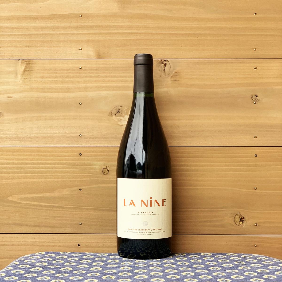 複数種の葡萄が醸し出す絶妙なバランスが持ち味 ラングドック地方 フランス ジャンバティスト セナ ラ 赤ワイン ニンヌ '14 自然派ワイン 日本 お金を節約
