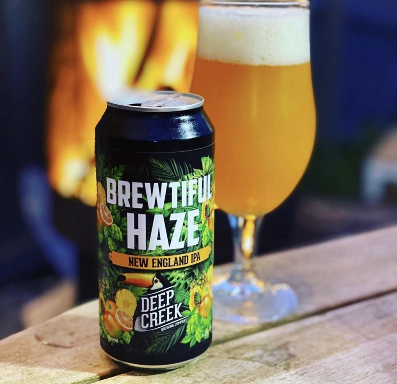 2017年 19年のオーストラリアン インターナショナル ビア アワード アジア太平洋地域最大で名誉あるコンペティション のチャンピオンブルワリーが日本初上陸 DEEP CREEK 2本セット Brewtiful BREWING ※要クール便 公式ショップ 有料 Haze 定番スタイル クラフトビール