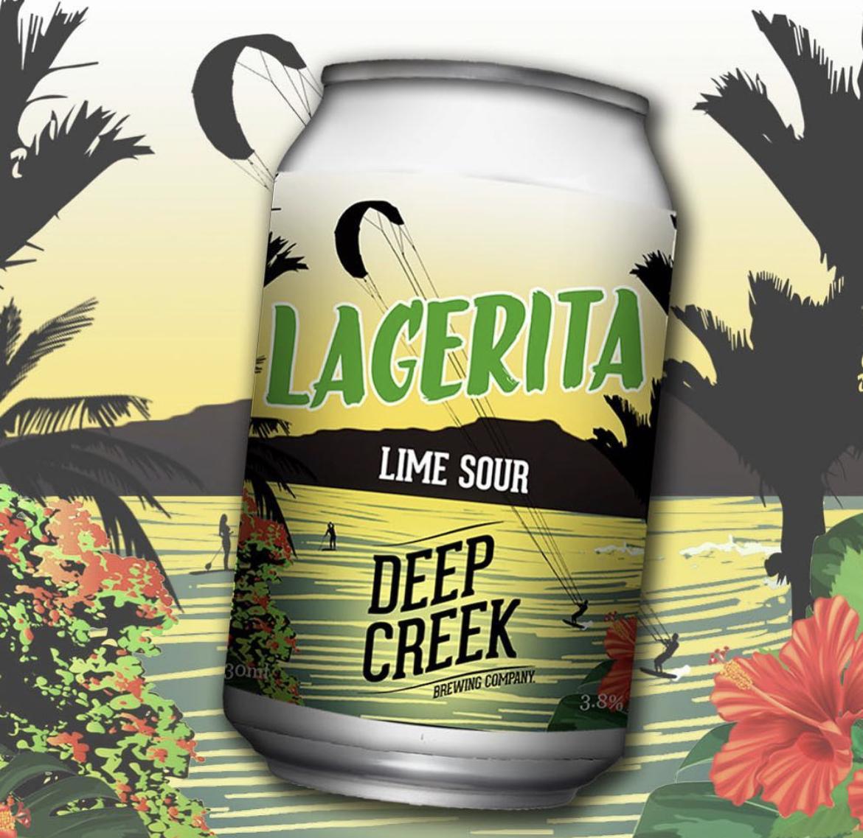 2017年 19年のオーストラリアン インターナショナル ビア お金を節約 アワード アジア太平洋地域最大で名誉あるコンペティション のチャンピオンブルワリーが21年もチャンピオンを獲得 お金を節約 DEEP 有料 ※要クール便 クラフトビール ニュージーランド 2本セット Lagerita BREWING CREEK