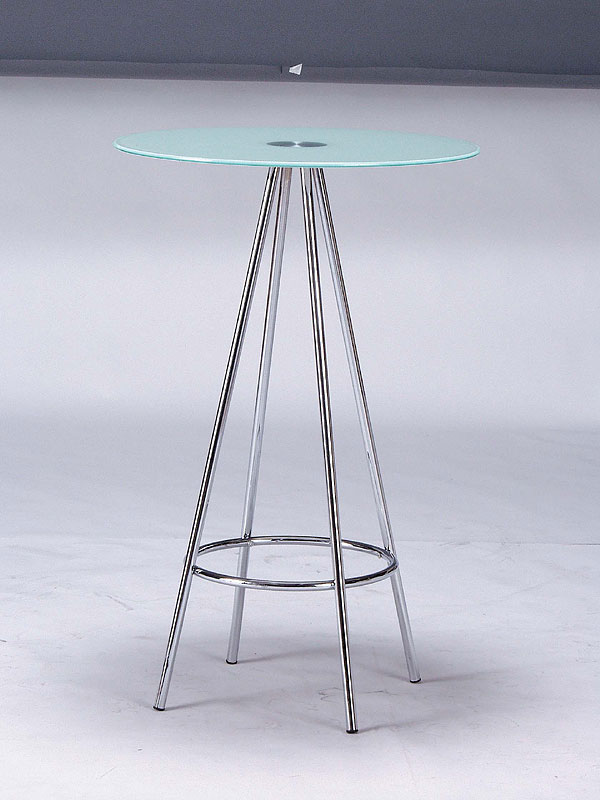 新生活 スタイリッシュ ひとり暮らし 2008 リビング インテリア 家具 ガラスセンターテーブル カウンターテーブル ハイテーブルPT-212 【02P03Dec16】