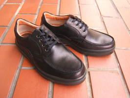 ビジネス&カジュアルで使える男の機能シューズ!ARUKURUN/アルクラン 紳士靴 レースアップ Uチップ AR-3301 ブラック 送料無料