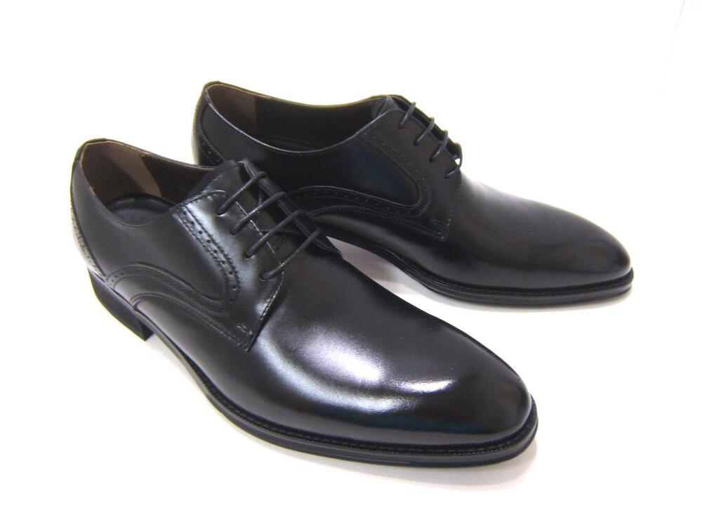イタリアンモードを体現する上質な革靴!アントニオ ドュカッティ/ANTONIO DUCATI 紳士靴 DC-2702 ブラック プレーントゥ 外羽根 送料無料