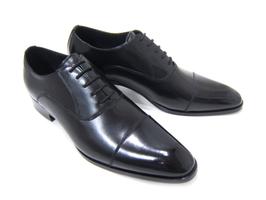 パーティーや結婚式♪艶やかで華がある足元を演出!フランコ ルッチ トラディショナル/FRANCO LUZ TRADITIONAL TH-56 ブラック 紳士靴 ストレートチップ 内羽根 送料無料