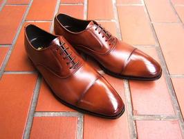 英国ブリティッシュスタイルの魅せる足元へ♪プリムローズ ヒル/PRIMROSE HILL LONDON PH1511-DBR ダークブラウン 紳士靴 ストレートチップ ビジネス 送料無料