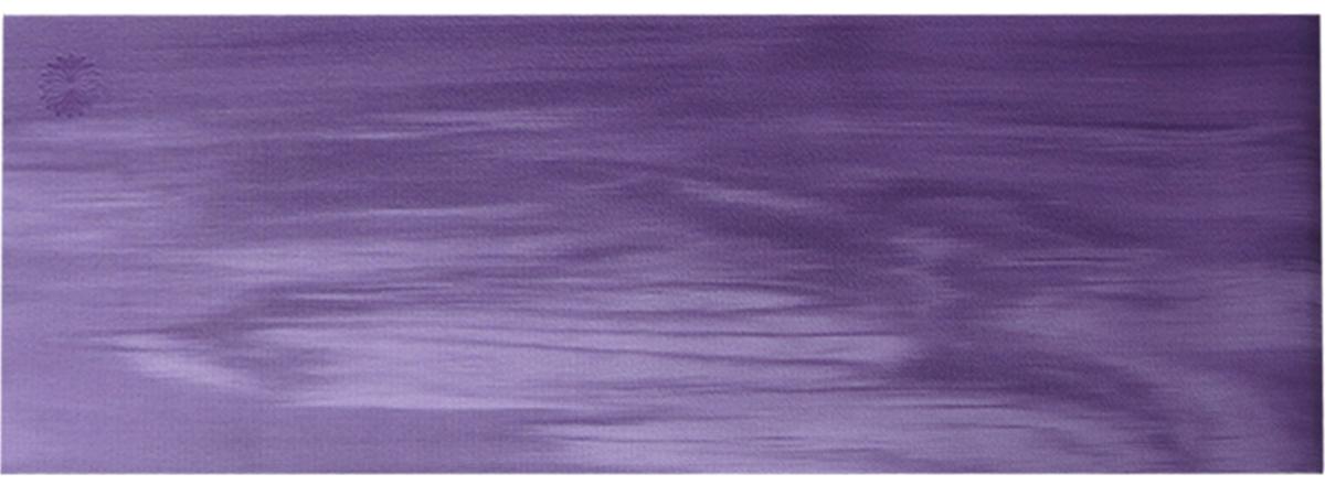 窗瑜伽垫子/紫瑜伽垫子6mm easyoga E G瑜伽