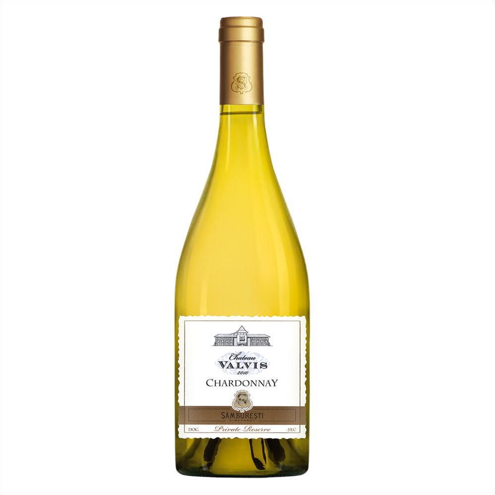 ルーマニアワイン】シャトー ヴァルヴィス シャルドネ 2017 Chateau Valvis Chardonnay 2017